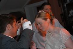 What are you doing? (thetejon) Tags: uk wedding england pinchinthorpe nicandgiles