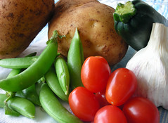 HHDD#14: Potato Gnocchi with Summer Vegetables | a whisk ...