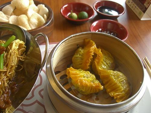 Sharkfin dumpling