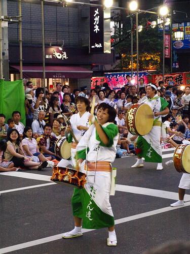 南越谷 阿波踊り(E-510)