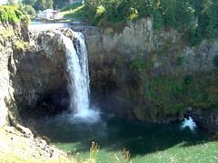 Snoqualmie Falls (piercehanley) Tags: snoqualmiefalls