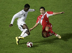 Ghana Vs Peru Opare Correa