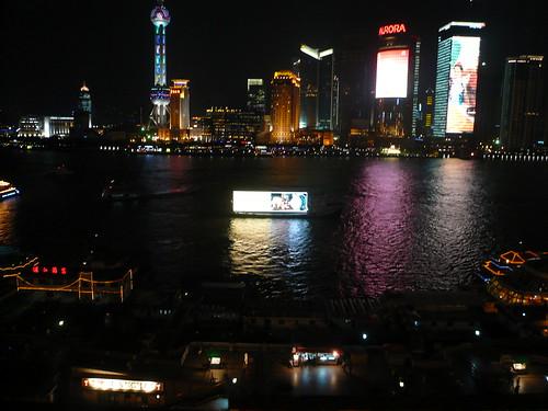 Shanghai Adver-barge
