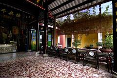 Vietnam - Hoi An - Interior Pagoda