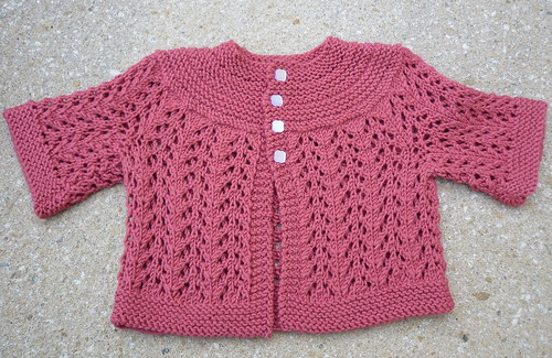 May Baby Sweater