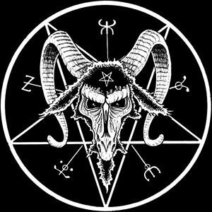 Сатанинская пентаграмма