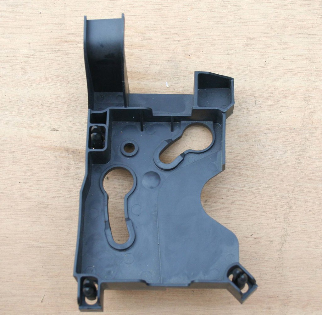 02F250 Electrical Actuator Bracket