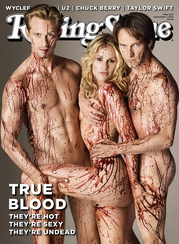 true blood rolling stone cover photo. true blood rolling stone cover