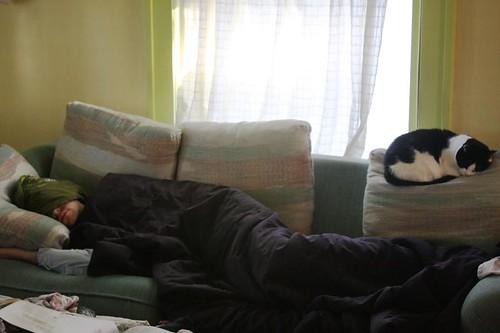 Phil and Cat