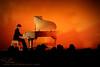 عازف البيانو (Sultan alSultan ) Tags: music by french photo photographer image classical sultan pianist صورة تصوير عازف موسيقى alsultan بيانو البيانو