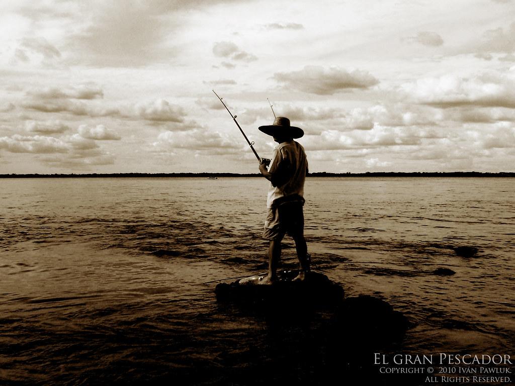 The Big Fisherman Autor: Ivan Pawluk
