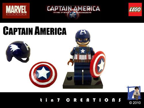 13 - Captain America