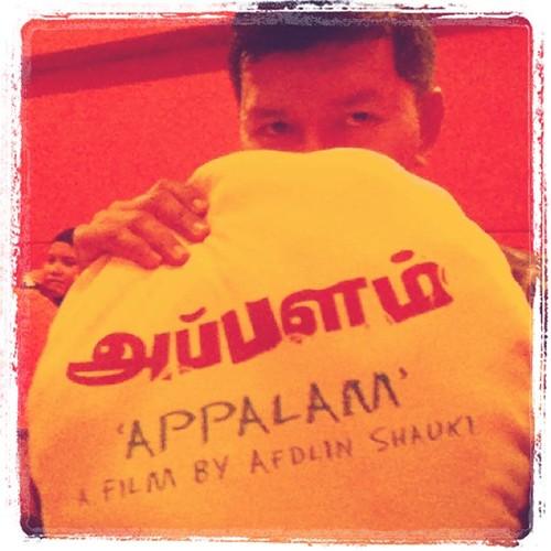 Jom tonton Appalam