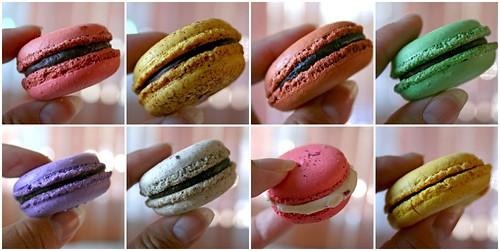 Kee's Chocolate's Macarons