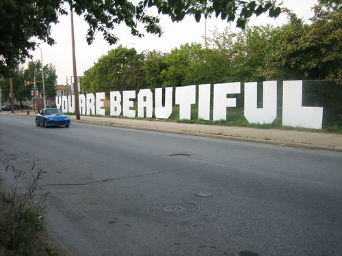 You are Beautiful project