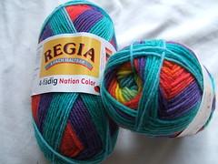 Souvenier yarn