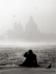 Venedig VI (simon.frohn) Tags: street venice mist nebel dust venizia venedig bwdreams abigfave artlibre diamondclassphotographer flickrdiamond