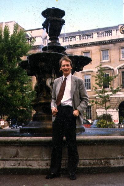 at Barts 1994