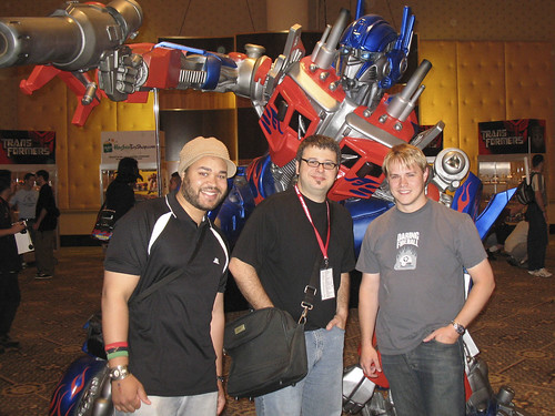 Botcon '07 - Day 4 - Super King, Nala, and Despotes