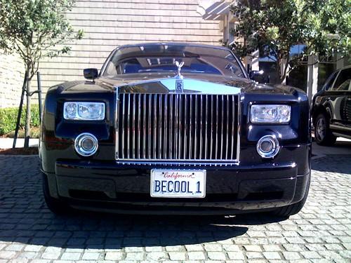 Rolls iPhone