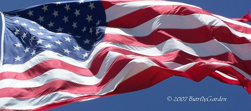 Grandad's Old Glory