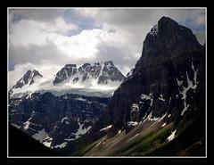 Road To Morraine Lake (Yar Matey) Tags: canada rockies alberta banff banffnationalpark canadianrockies morrainelake lakemorraine