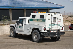 U.S. Border Patrol vehicle (mark6mauno) Tags: truck border vehicle patrol