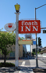 Coach Inn - by Roadsidepictures