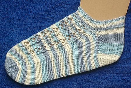 Mittelmeer-Sneaker / Mediterranean Ankle Socks