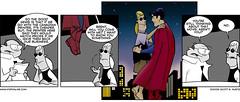 PVP Superman Returns Strip