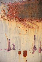 standing in a storm (Illetirres) Tags: arizona abstract art painting rust flagstaff 18135 d80 tuthill