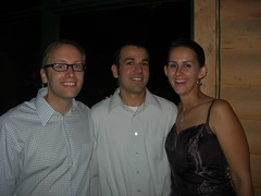 Andrea & Tyler's wedding (monkeys with tails) Tags: jasper alberta 2007