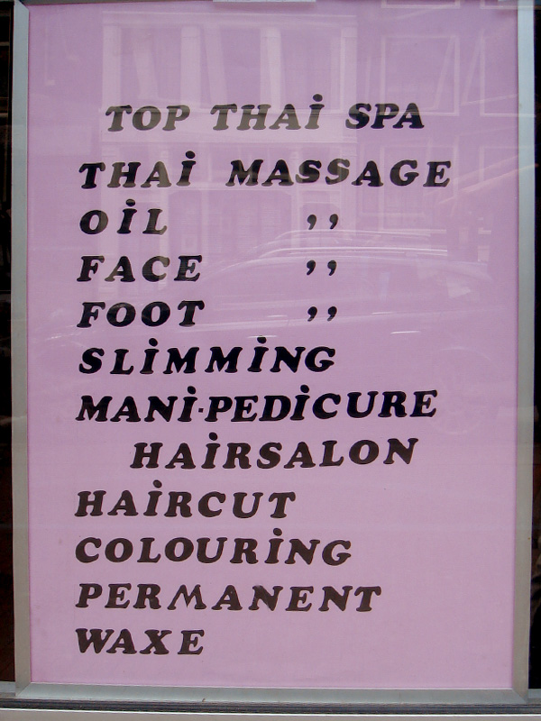 Top Thai Spa
