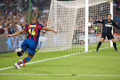 Trofeu Joan Gamper 2007, Thierry Henry