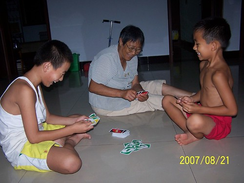 A round of UNO
