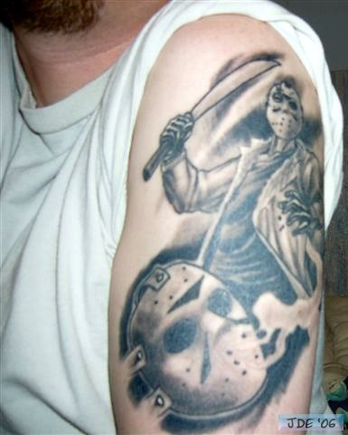 jason voorhees tattoos (50) this