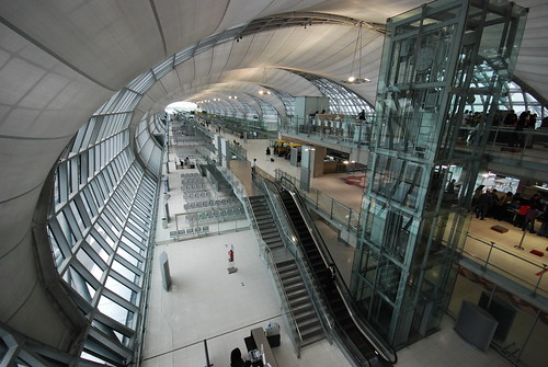 Flughafen Bankgok
