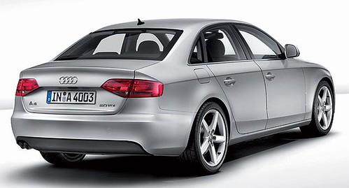 new Audi A4 - again