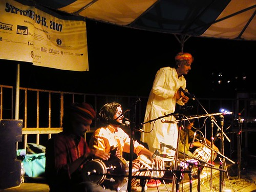 Dhoad Gypsies of Rajasthan at the World Music Festival