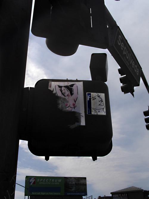 Sepulveda signage