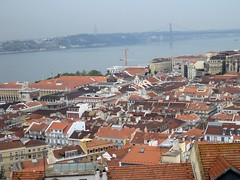 Castelo Sao Jorge view (switchhook) Tags: vacation honeymoon lisbon sep8