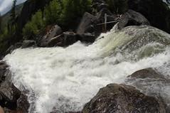 Como Lake (AnthonyItalia) Tags: landscape waterfall montana comolake