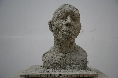 Zhang Huan, ash head no. 3