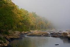 Beautiful Foggy Fall Morning (WVDkiddz) Tags: coolestphotographers