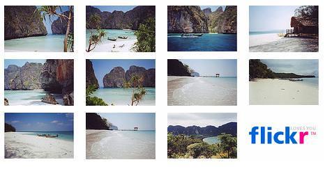 Koh  Phi Phi en Flickr