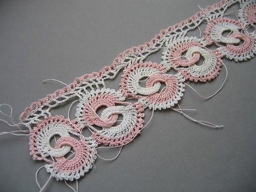 Crocheted Edging -