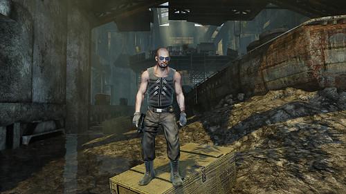 Blaine - Personnage exclusif niveau 70+