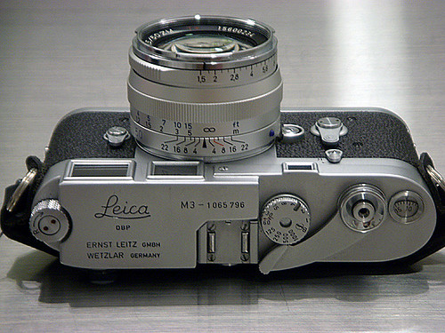 Leica M3, Carl Zeiss C Sonnar T* 50mm F/1 5 ZM - a photo on
