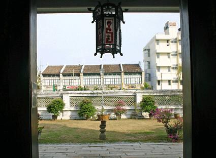 Cheong Fatt Tze - Front view
