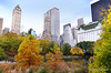 New York (Rafakoy) Tags: park city newyorkcity trees people lake newyork building tree tower water skyline digital buildings landscape pond cityscape image centralpark manhattan towers images sample polarizer circular circularpolarizer afsnikkor18105mmvr nikond7000